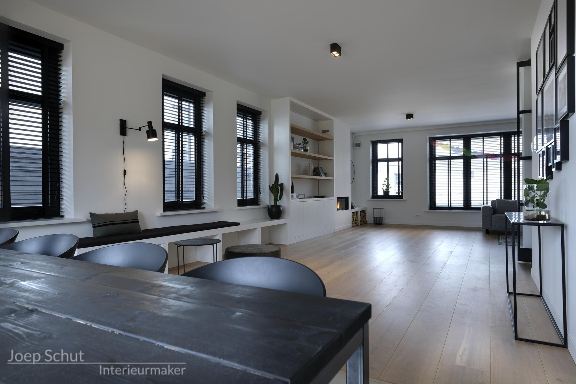 Project Alkmaar: maatwerk interieur woonkamer - Joep Schut